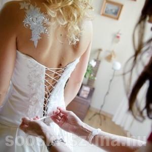 Esküvői csillámtetoválás- tetoválás eltüntetése. Készítette: Soós Krisztina