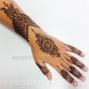 Kedvenc, henna, Soós Krisztina