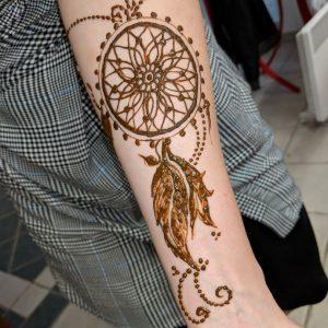 Álomfogó henna - Soós Krisztina