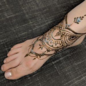 Csillámpor és henna - Soós Krisztina