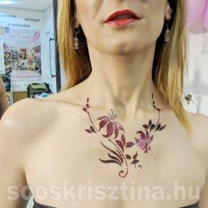 Csillám nyaklánc, Soós Krisztina